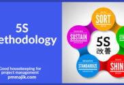 5S Mthodology - good project management housekeeping