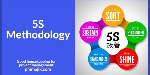 5S Mthodology - good project management housekeeping