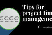Tips for project time management