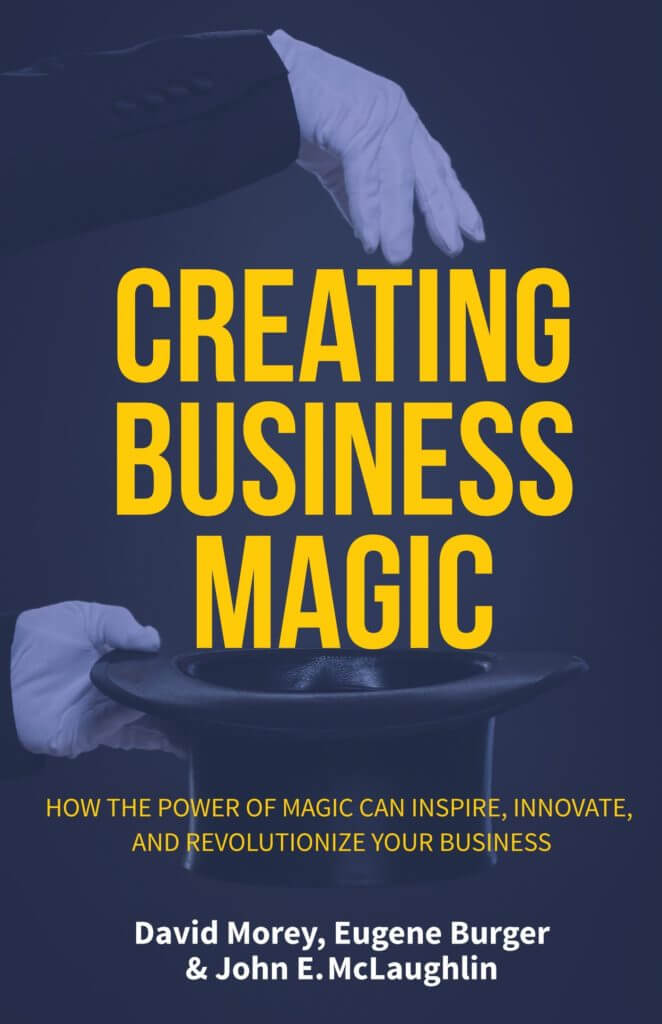 Creating Business Magic book cover