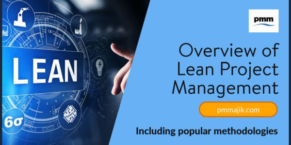 Overview of lean project management