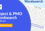 Project and PMO Wordearch Download