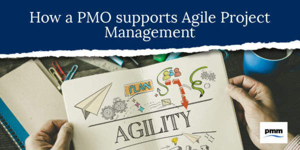How PMO supports agile project management