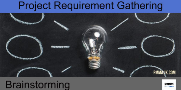 Project Requirment Gathering Brainstorming