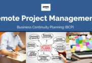 Business continuity planning for a project