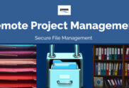 Images of secure file management
