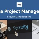 Remote Project Management: Security Considerations