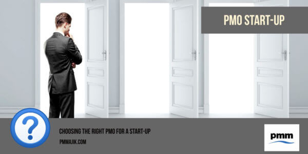 Deciding what PMO to choose for a start-up