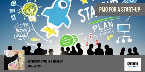 Setting up a PMO for a start-up