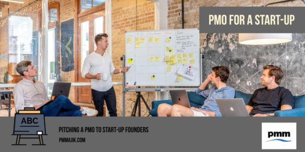 Employee pitching need for a PMO