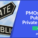 PMOs in the Public and Private Sector