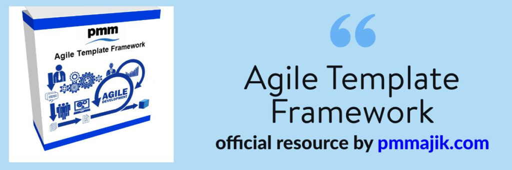 Launch Agile Template Framework by pmmajik.com