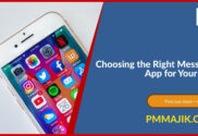 Choosing messaging app for PMO