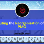 Executing the Reorganisation of Your PMO