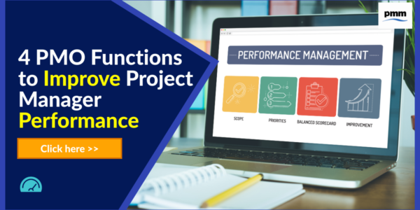 Project manager performance
