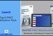 Launch announcement Rapid PMO Mobilisation Pack