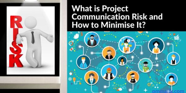 Project communication risk