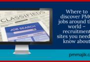 PMO Job Search