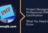 Project Management Professional Qualification