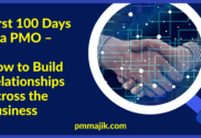 Building PMO Working Relationships
