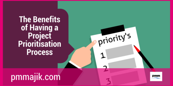 Project Prioritisation Approach