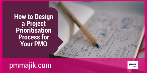 How to design a project prioritisation process