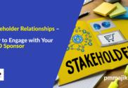 Engaging PMO Sponsor