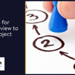 Four Steps for Project Review to Close a Project