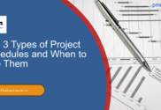 Types of Project Schedule